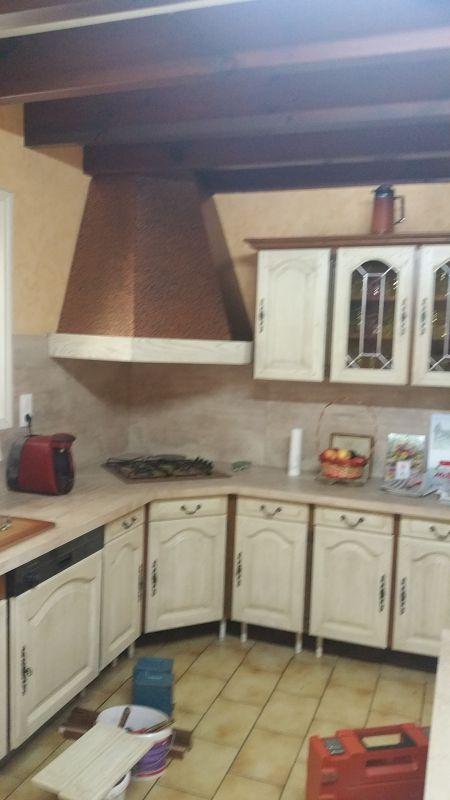 cuisine plan de travail et credence sur mesure lacque cuisine relookee nos r alisations. Black Bedroom Furniture Sets. Home Design Ideas