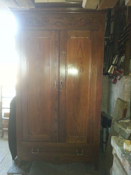 restauration de meubles avant restauration de meubles nos r alisations galeries le doc. Black Bedroom Furniture Sets. Home Design Ideas