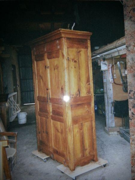 Restauration de meubles apr s restauration de meubles - Formation restauration de meubles ...