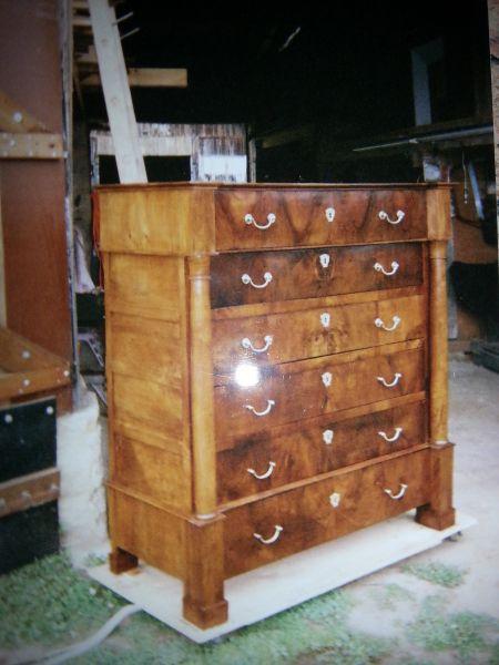 restauration de meubles apr s restauration de meubles nos r alisations galeries le doc. Black Bedroom Furniture Sets. Home Design Ideas
